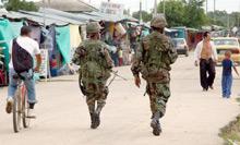 Arauca Soldati