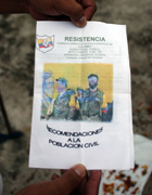 raccomandazioni FARC