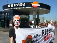 protesta CEDSALA MAdrid e Barcellona