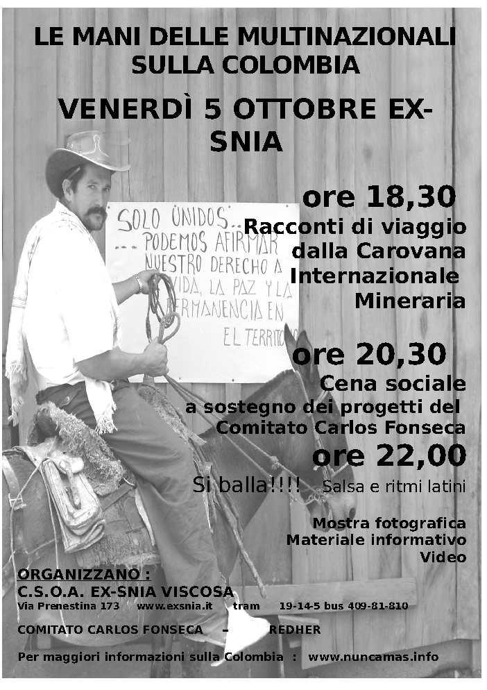 iniziativa Fonseca 2007
