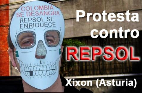 protesta Xixon