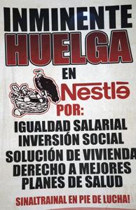 lotta contro Nestlé