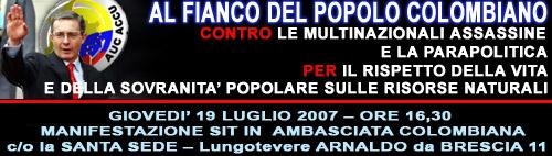 parapolitica 20 luglio 2007