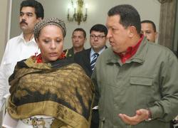 Cordoba e Chavez Venezuela