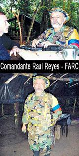 Raul Reyes Clarin Argentina