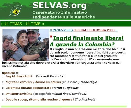 Selvas Colombia