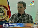 Uribe intertvistato