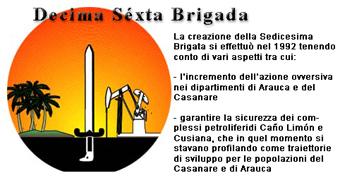 simbolo brigada XVI