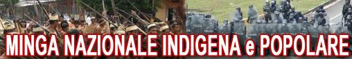 minga indigena