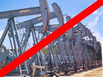 no petroleo