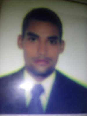 Jaiber Navarro, uno de los desaparecidos