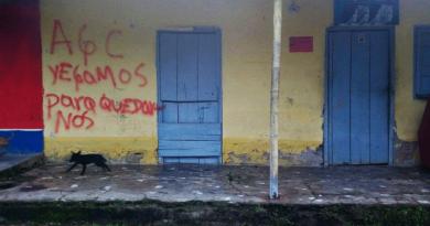 La sombra del paramilitarismo sigue rondando a Colombia