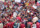 Arrasadora victoria del chavismo.  Más de 8 millones votaron por la constituyente.