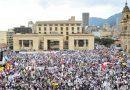 Inicia la semana de la indignación en Colombia.
