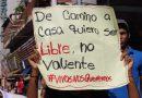 Protestan en Barranquilla contra feminicidio perpetrado por policía