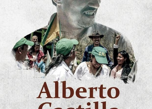 """Nuevo libro de Alberto Castilla: """"Así llegamos las comunidades campesinas al Senado""""."""