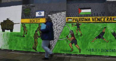 Semana contra el apartheid israelí al pueblo palestino