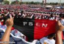 Nicaragua: Con una multitudinaria concentración el FSLN recordó el triunfo de la Revolución en 1979