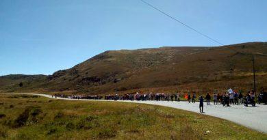 Fuerte llamado a la resistencia en la conmemoración de los asesinados por paramilitares en la Masacre de la Sarna