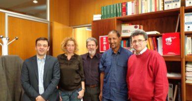 Internacionalista Luis Mangrané detenido en aeropuerto de Marruecos
