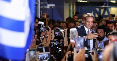 Grecia. La derecha tumba a Tsipras y logra la mayoría absoluta