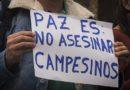 En menos de tres días asesinan a tres líderes sociales en Antioquia
