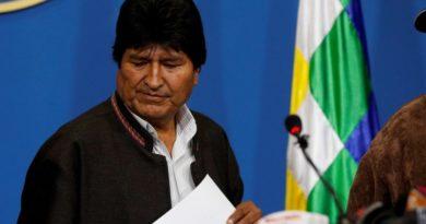 Así fueron las horas previas al Golpe de Estado en Bolivia