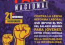 Paro Nacional 21 de Noviembre A la Calle !!!