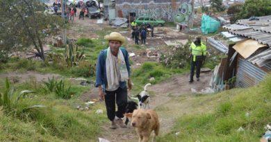 Los desalojos de la alcaldesa de Bogotá durante la pandemia despiertan indignación.