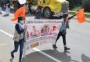 Marcha por la Dignidad en Colombia: evocando las luchas libertarias contra el imperio español
