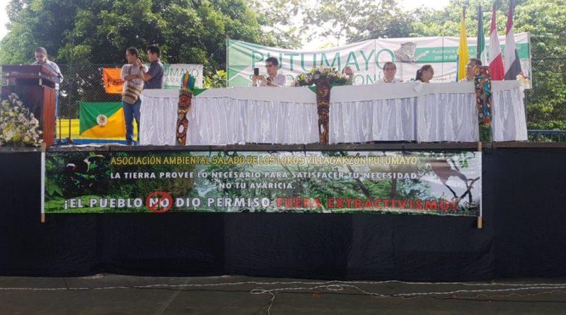 Congresistas comprometidos con la defensa del Putumayo