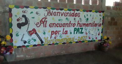 Yurumanguí dice: ¡¡¡ Acuerdo Humanitario ya !!!